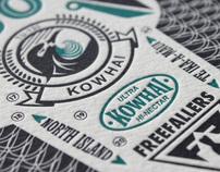 Kowhai Squadron – Letterpress Edition