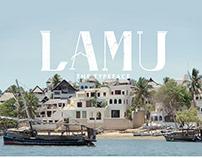 Lamu - The Typeface
