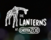 Chester Zoo Lanterns 2016