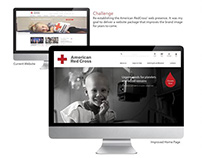 Red Cross  |  Rebranding