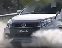 New Rush TRD Sportivo 2016 TVC Richard version