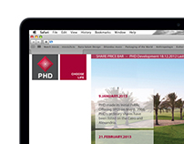 PHD Website