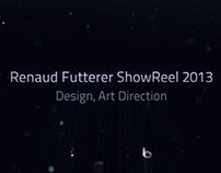 Renaud Futterer – ShowReel 2013