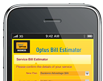 iPhone App - Optus