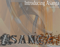 Asanga Sculptor Branding, Website and Promo Video