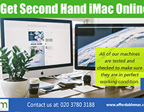 Get Refurbished iMac Online