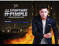 Belo Men - #StopThatPimple
