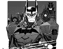 BATWEEK Wednesday:BATMAN ver.Arkham Knight