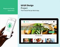 Plantasty Recipe App