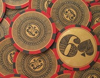 Ganjifa Playing cards