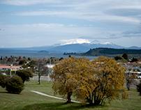 Huka Falls et Taupo (NZ)