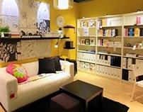 Ikea Room1
