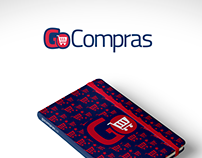 GOCOMPRAS | logo + visual identity
