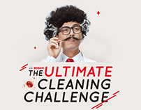 Bosch The Ultimate Cleaning Challenge