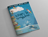 CBCA Book Week 2017 - Escape to Everywhere