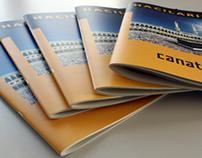 Booklet ( Broşür ) baskı ve sonlandırma