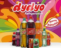 Dydyo Refrigerantes - Campanha