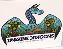 CD Cover - Imagine Dragons