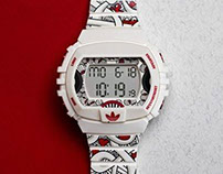 Adidas Singapore's National Day Limited Edition Watch