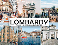 Free Lombardy Mobile & Desktop Lightroom Preset