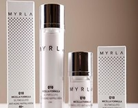 MYRLA - brand new professional product line.