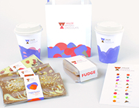 Synesthesia - Artisan Chocolate Branding & Packaging