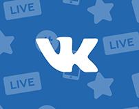 Разработка нового раздела VK — Discover (concept)