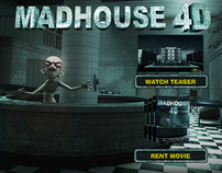 Madhouse 4D  - 3D Stereoscopic