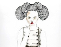 FASHION ILLUSTRATION II