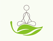 Be healthy with nature logo