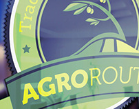 AgroRoute Logo