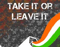 Take it Or Leave it Book Cover
