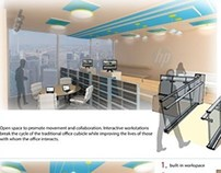 high performance/sustainable office space