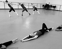 REPORTAGE / NEW YORK CITY BALLET