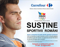 Carrefour OLIMPICS NIGHT, TVC