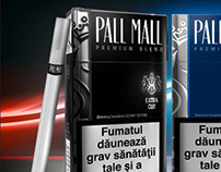 PALL MALL image campaign