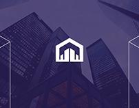 Fluxus Estates - logo design & branding