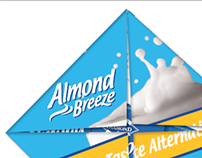 Almond Breeze | Blue Diamond Ad