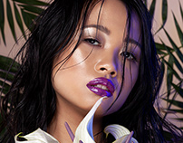Editorial Blosssom beauty in Picton Magazine