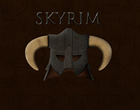 Minimal video game posters