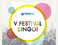 Brother V Festival Promo Poster