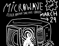 Microwave at Ottobar