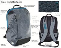 Super Bowl LII Backpack