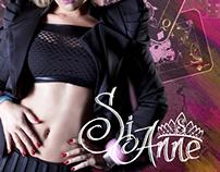 Si-Anne Rockstar Wonderland CD cover