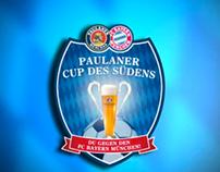 Trailer. Paulaner. Cup des Südens.