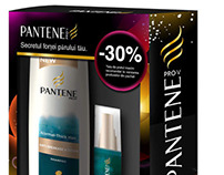 Pantene - packaging