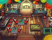 Club Penguin: Teen Beach Movie Summer Jam 2013