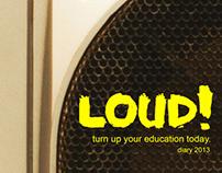 "Layout Design - ""Loud"""