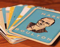 TypeFaces Playing Cards