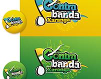 Disseny per a xapes per a Contrabanda. (2013)